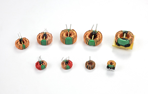 High current assembly Inductors